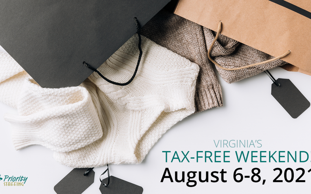 Workwear Shopping Tips for Tax-Free Weekend!